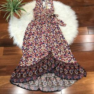 New🌿BOG Collective Boho Long Dress